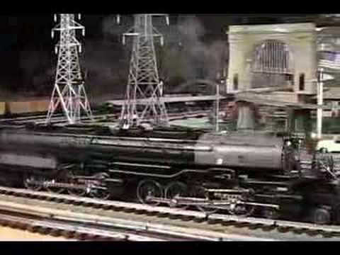 MTH Premier UP Big Boys (4-8-8-4) O-Gauge Steam Locomotives