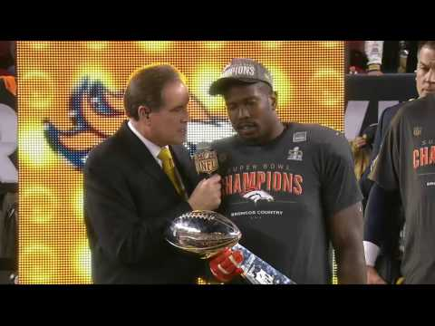 Von Miller on Winning Super Bowl 50 MVP,