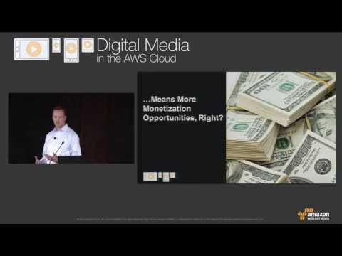 Digital Media in the AWS Cloud | 2013 - The Evolution of Media Workflows