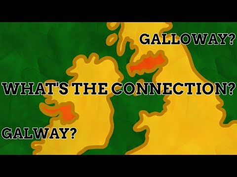 Why Do Galway & Galloway Have Such Similar Names?