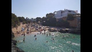 Calimera Es Talaial to the beach Cala Es Pou Majorca June 2017 Gavimar la Mirada
