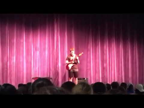 My Act at the 2016 Justin Siena High School Talent Show