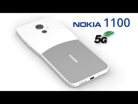 Nokia 1100 5G Trailer, Price, First Look, Dual Camera, Release Date, Specs, Official Video, Leaks