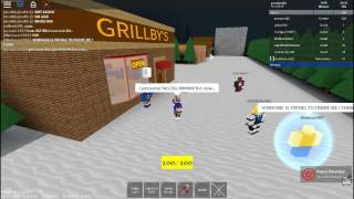 What Hackers!! Whats going on!! -Roblox UBB