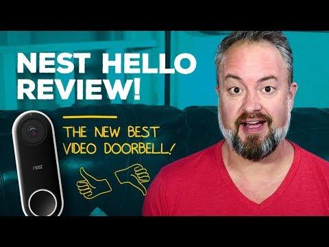 Nest Hello Review: Better than a Ring doorbell!