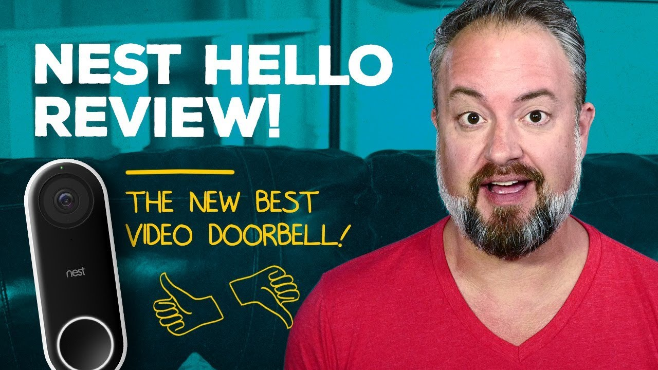 Nest Hello Review: Better than a Ring doorbell!