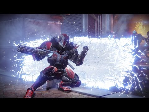 24 Minutes of Destiny 2: Inverted Spire Strike Titan Gameplay 1080p PS4 Pro