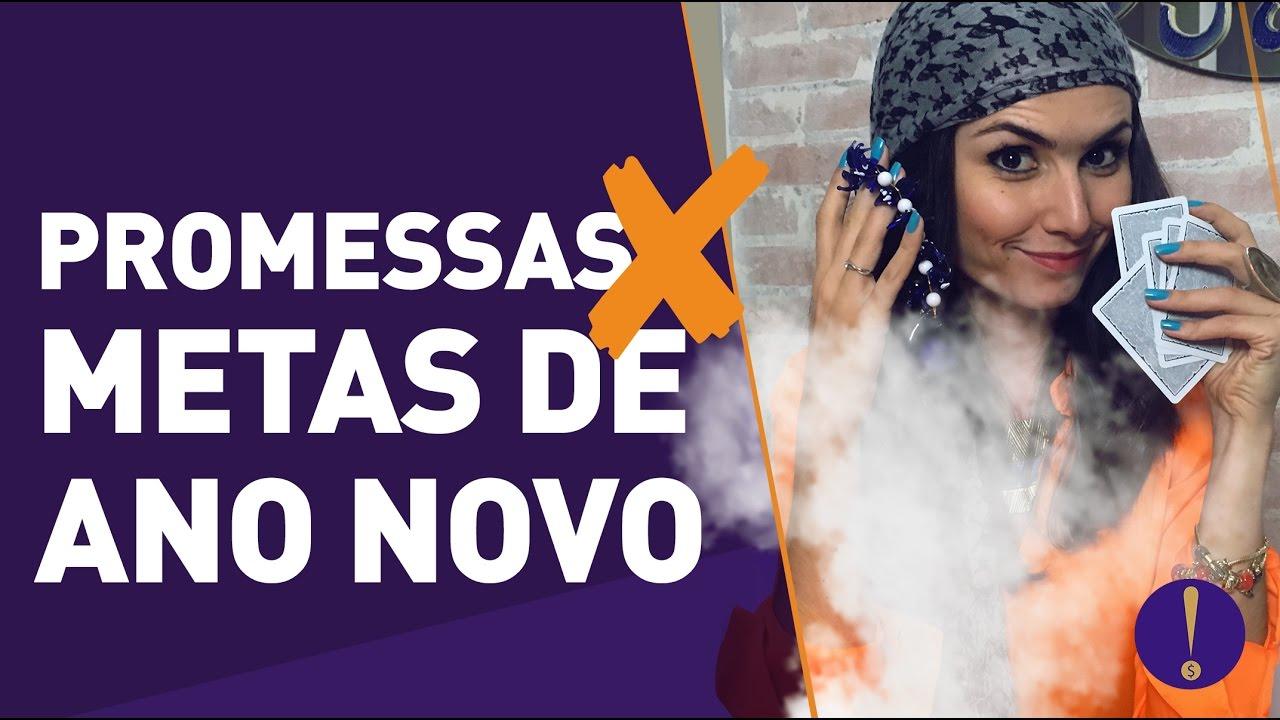NATHALIA ARCURI - 5 dicas pra ter dinheiro de verdade em 2017! DIFERENÇA ENTRE PROMESSA E META