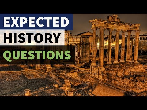 Most Important HARD Indian History Questions -   SSC CGL + Railways + CHSL + UPSC + CLAT + CDS + NDA