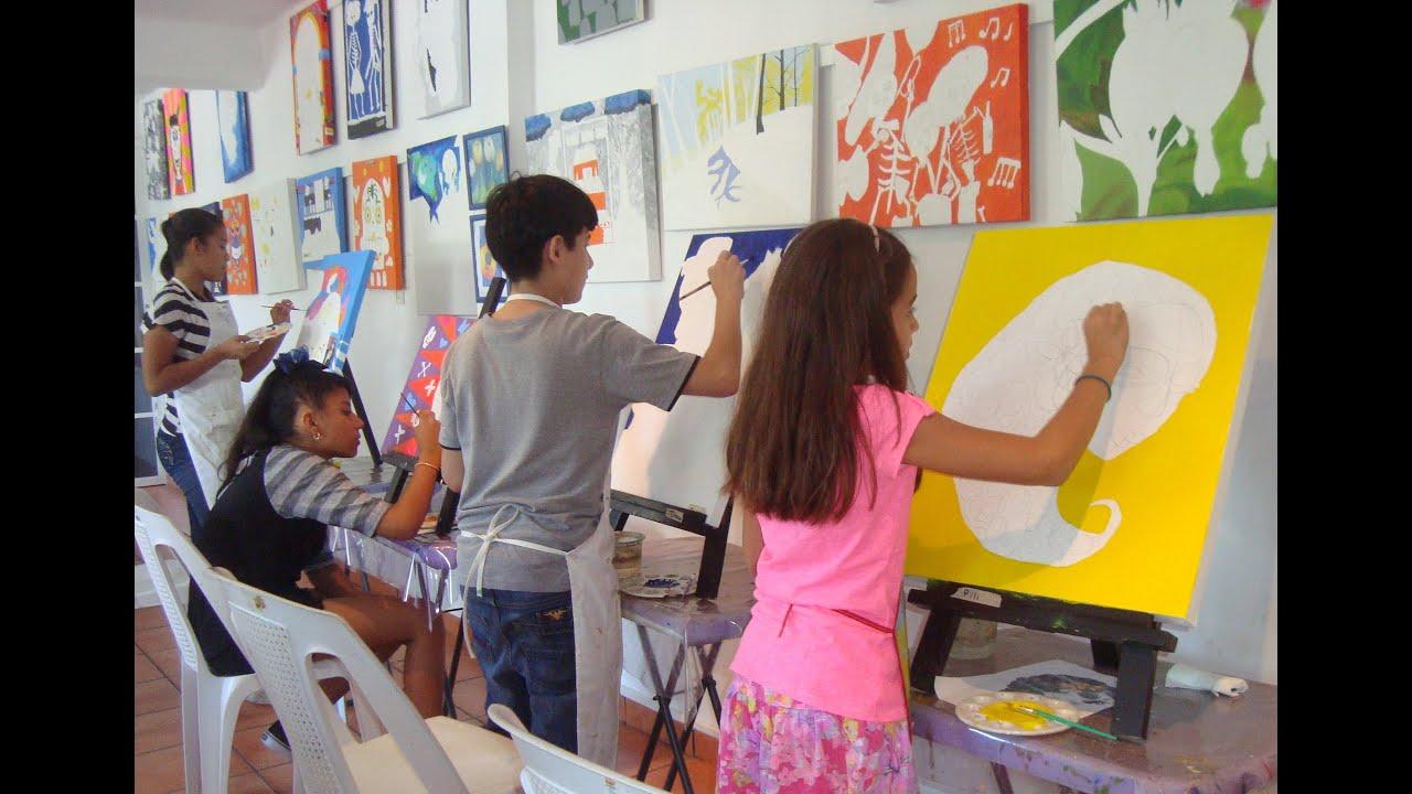clases de pintura en veracruz  YouTube