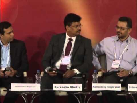 NASSCOM Infrastructure and Management Summit 2013 - Session V A: Rise of the Chief Data Officer