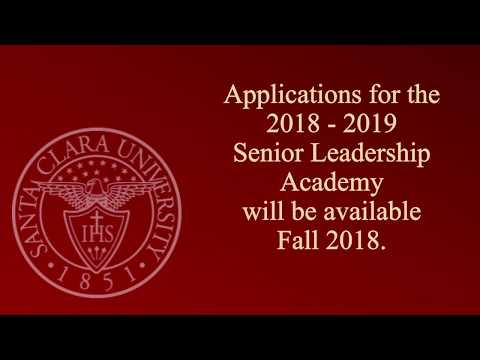 Who should apply for Senior Leadership Academy