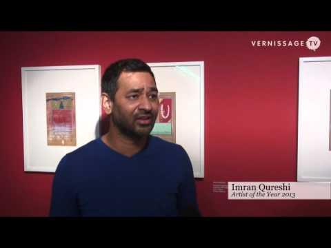 Imran Qureshi: Artist of the Year 2013 at Deutsche Bank Kunsthalle in Berlin