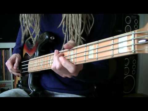 Funk Bass Thumb & Fingerstyle Grooves