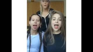 Top three girls on Musical.ly