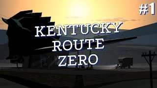 Kentucky Route Zero (Ep. 1 – Equus Oils)