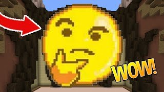 hmmmmm... (Minecraft Build Battle)
