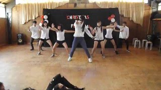csy dance cover psy daddy