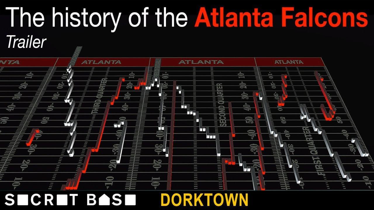 Trailer | The History of the Atlanta Falcons, a Dorktown series