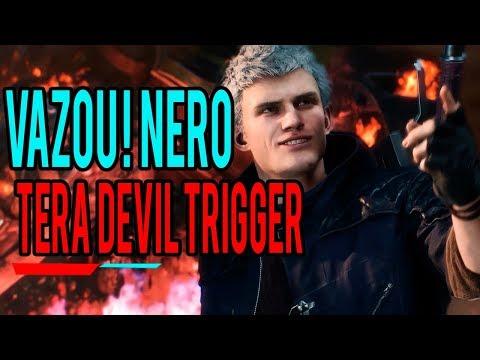 Devil May Cry 5  - Vazou !!!! Nero Terá Devil Trigger - Void Mode praticamente confirma isso !
