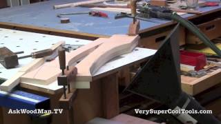 43 How To Build A Bed • Starting Headboard Fabrication
