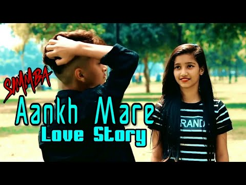 Aank Marey O Ladaki Aankh Mare | SIMMBA | Rahul & Amrita | Ranveer Singh, Sara Ali khan | Tere Bin