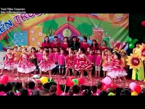 Trường mầm non Hồ Tùng Mậu