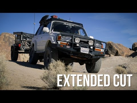 When a Toyota R&D Engineer Builds an Overland Rig: Extended
