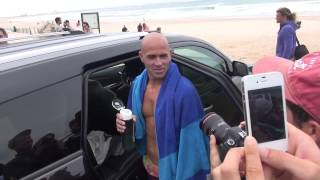 PristineHydro - Hurley #TOURNOTES  Kelly Slater's 720 in Portugal