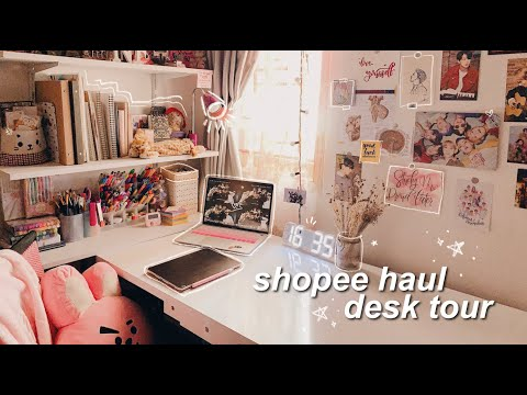 shopee haul +
