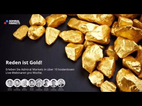 Marktvorbereitung auf die neue Handelswoche DAX, Deutsche Bank, Gold, Forex und mehr - 14.05.2017