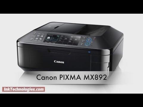 canon pixma mx892 instructional video youtube rh youtube com Canon PIXMA MX882 Staples Canon PIXMA MX882 Manual