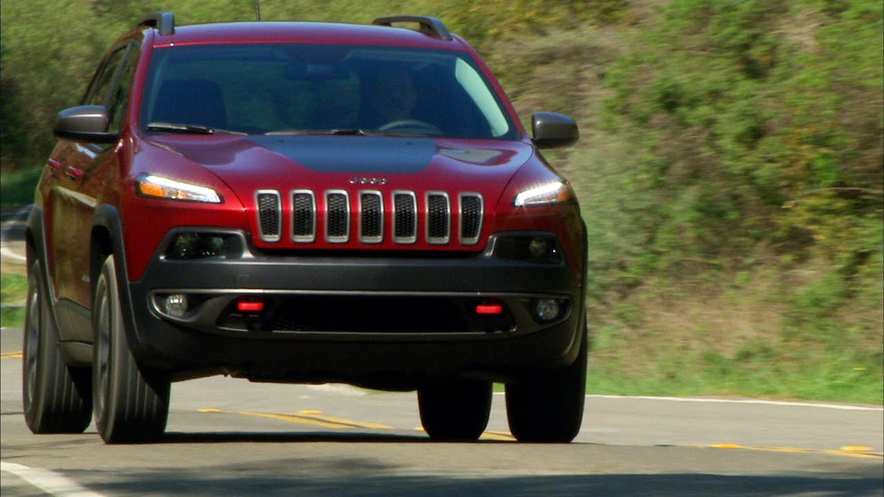 Cnet on cars jeep cherokee tackles the trail but stumbles on the road ep 39 youtube