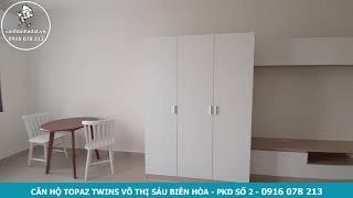 Bán và cho thuê căn hộ Topaz Twins trung tâm Biên Hòa căn 47 m2 1,5 tỷ