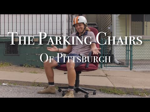 Scottro - A Breif History Of The Pittsburgh Parking Chair