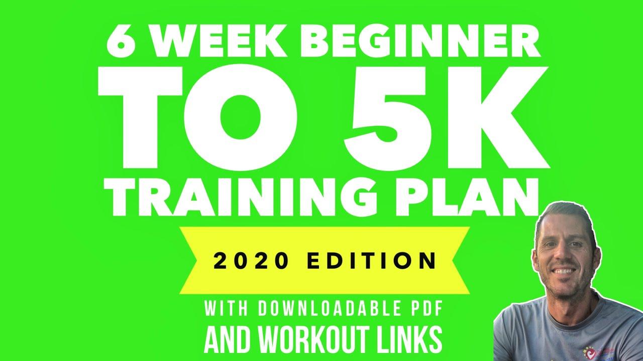 <div>6 Week 'Beginner to 5k' Training Plan (2021 update – downloadable pdf)</div>