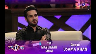 Download The Mazedaar Show With Aadi Faizan   Season 2   Usama Khan