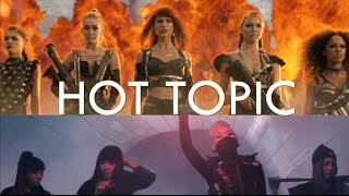 taylor swift accused of copying 2ne1? hot topic