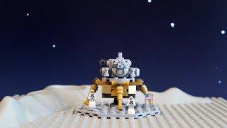 Apollo 11 mission (LEGO NASA Apollo Saturn V)