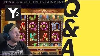 Q&A I Online-Casino Streams I Y-Kollektiv
