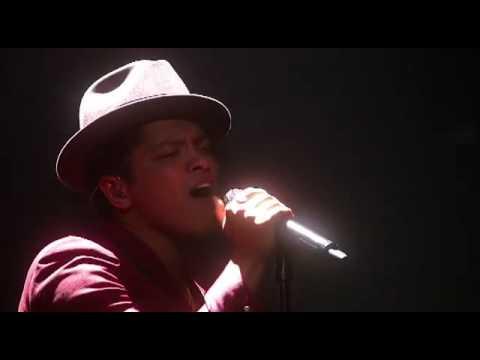 Bruno Mars It Will Rain Live Performance THE X FACTOR USA 2011