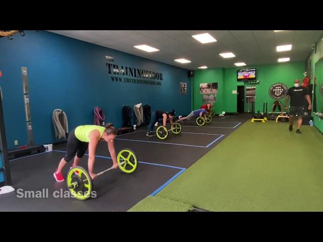 The Training Floor