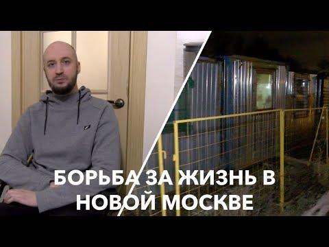 Борьба за жизнь в Новой Москве / LIVE 26.11.18