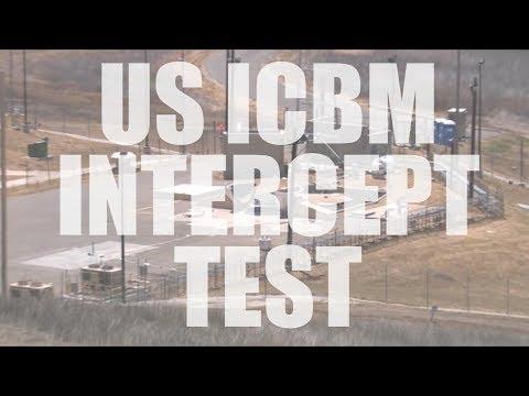 US Tests ICBM Interceptor - Overview