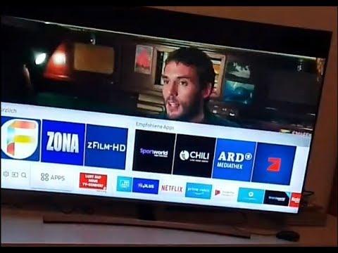 как установить на Samsung Smart Tv 2019 Бесплатное ТВ IPTV / Смена региона Смарт Хаба