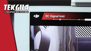 Link/ Relink Remote Controller - DJI Phantom 3 Standard