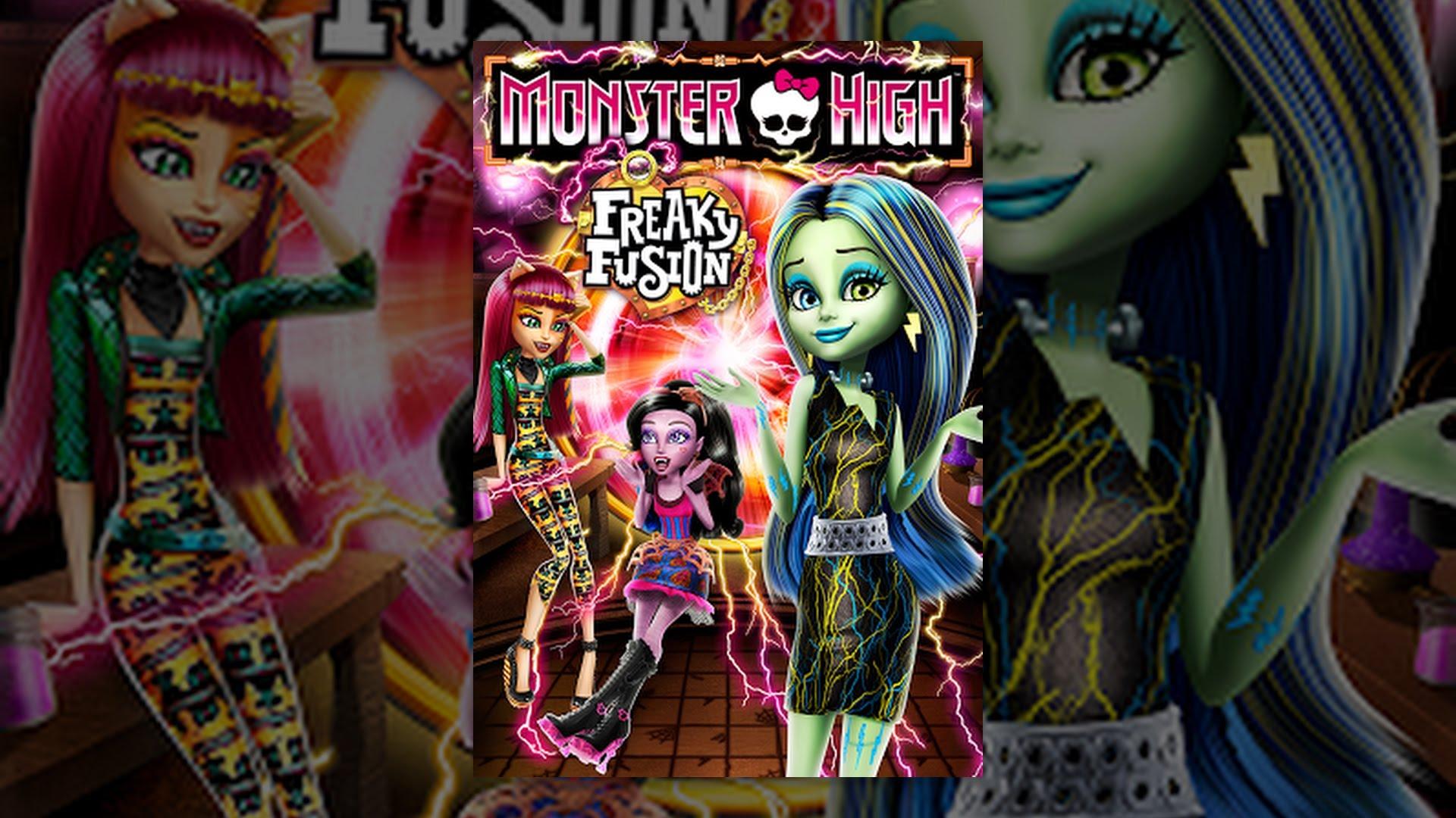 Monster High Spile