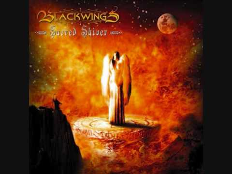 Black Wings - Sacred Shiver