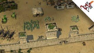 Stronghold Crusader 2 - 1vs1vs1 Multiplayer Gameplay | Deathmatch [1080p/HD]