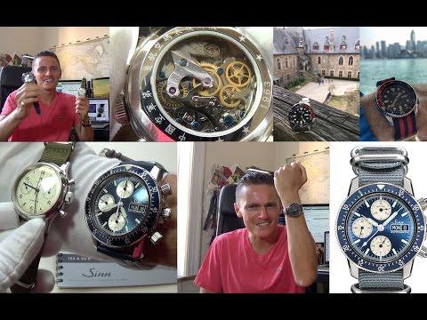 Seiko SKX009 Competition Winners! - Sinn 103 A Sa B & Seagull 1963 Chronograph Watch Reviews